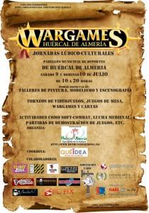Wargames Huercal de Almería
