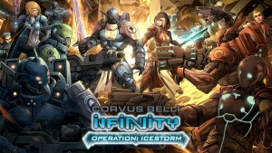Torneo de Infinity el Domingo día 30 de Octubre.